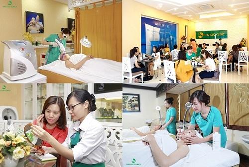 Đa dạng giải pháp chăm sóc & điều trị thẩm mỹ da hiệu quả được Thu Cúc Clinics Ninh Bình mang đến cho các tín đồ làm đẹp đất cố đô