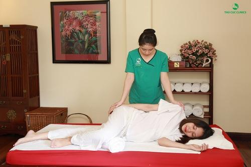 Dịch vụ trị liệu thư giãn dành cho bà bầu