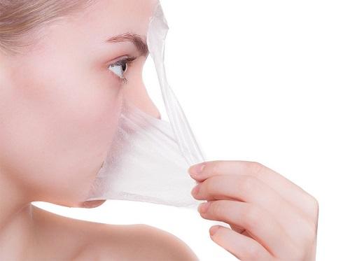 Cần phân biệt phương phương pháp thay da sinh học với lột tẩy da thông thường