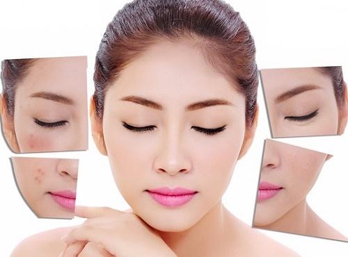 Thay da sinh học cho da dầu, mụn viêm nhẹ giúp điều tiết hoạt động của tuyến bã nhờn và cho da tươi sáng, khỏe mạnh.