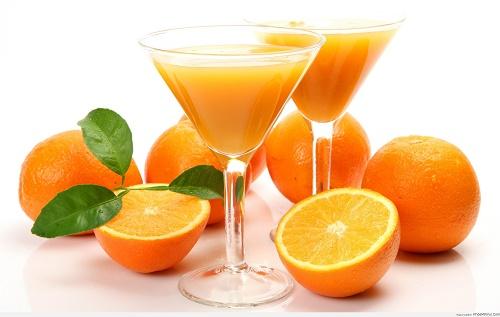 Vỏ cam giúp trị mụn cá an toàn vàgiúp gia tăng các tế bào da khỏe mạnh.