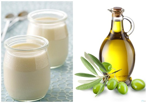 Sữa chua có chứa thành phần axit giúp ức chế hoạt động của hắc sắc tốt melanin hiệu quả.