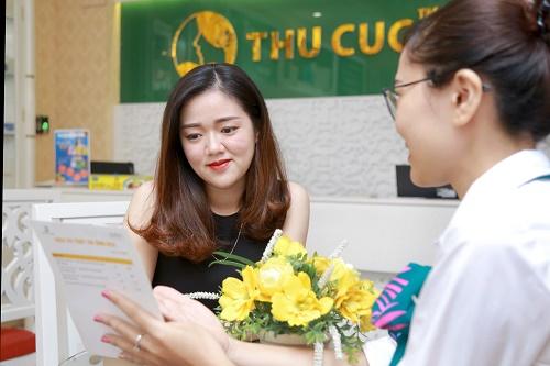 Trong tháng 9 này, Thu Cúc Clinics đang áp dụng chương trình khuyến mại cực hot, giúp chị em được làm đẹp với mức giá ưu đãi.