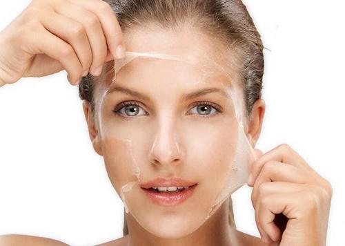 Thay da sinh học sử dụng thành phần hoạt tính nên rất an toàn cho mọi loại da.