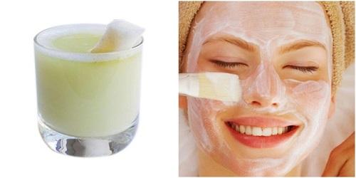 Sử dụng nước ép củ cải trắng giúp làm mờ các đốm tàn nhang trên da nhanh chóng.