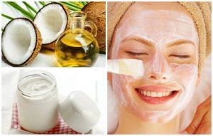 Top 4 cách tắm trắng da mặt với các loại dầu
