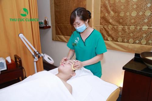 Cải thiện da lão hóa bằng collagen sinh học là liệu pháp làm đẹp kết hợp thư giãn vô cùng hiệu quả