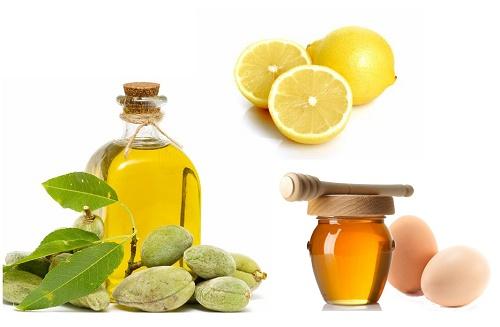 Mặt nạ dầu oliu, mật ong và chanh giúp loại bỏ tế bào chết, các đốm tàn nhang và vết thâm trên da.