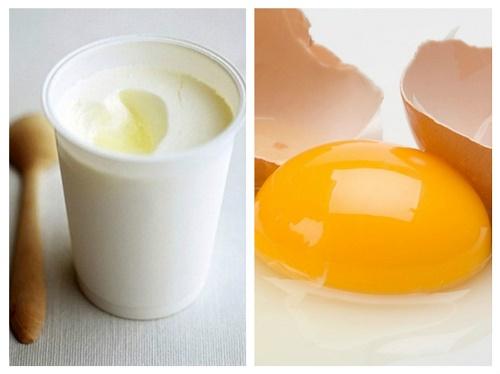 Trong trứng gà có chứa nhiều thành phần dưỡng chất còn giúp cải thiện sắc tố da, làm mờ đốm đen.