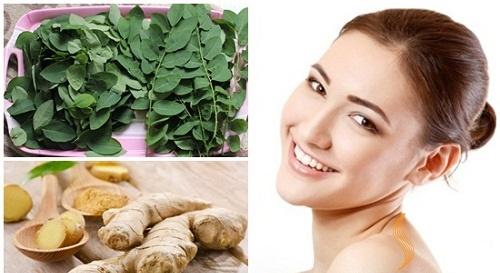 Thành phần vitamin C trong nguyên liệu tự nhiên này có khả năng ngăn chặn sự phát triển của tàn nhang.