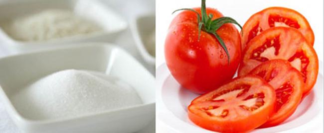 Kiên trì sử dụng cách trị mụn bằng đường và cà chua sẽ hỗ trợ trị mụn hiệu quả