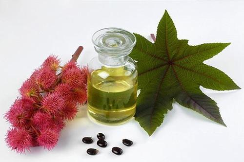 Sử dụng dầu thầu dầu cũng là cách xóa rạn da sau sinh hiệu quả ngay tại nhà.