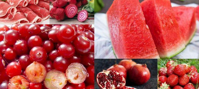 Ăn nhiều thực phẩm màu đỏ để cung cấp dưỡng chất cho đôi môi tăng cường khả năng tái tạo
