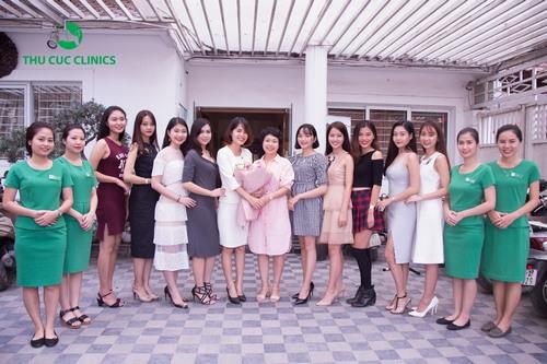 Thu Cúc Clinics đồng hành chăm sóc sắc đẹp làn da các thí sinh Miss Photo 2017 trước thềm chung kết