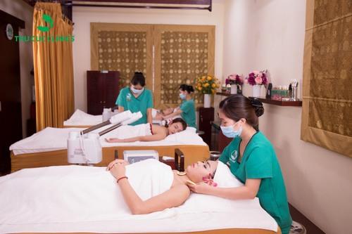 Làm đẹp kết hợp massae, thư giãn sẽ giúp làn da được hồi sinh, xua tan những áp lực và căng thẳng thường ngày