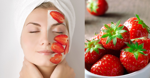 Mặt nạ dâu tây có thể giúp bạn cải thiện tình trạng nám da, giúp ngăn ngừa nám da quay trở lại.