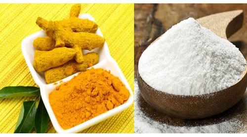 Bột gạo có chứa các loại vitamin B nên nó giúp ức chế sự tăng trưởng của sắc tố melanin.