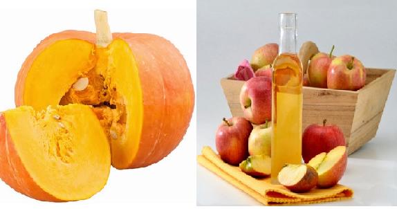 Bí đỏ và giấm táo cũng như các phương pháp tự nhiên khác yêu cầu thực hiện kỳ công, cho hiệu quả chậm