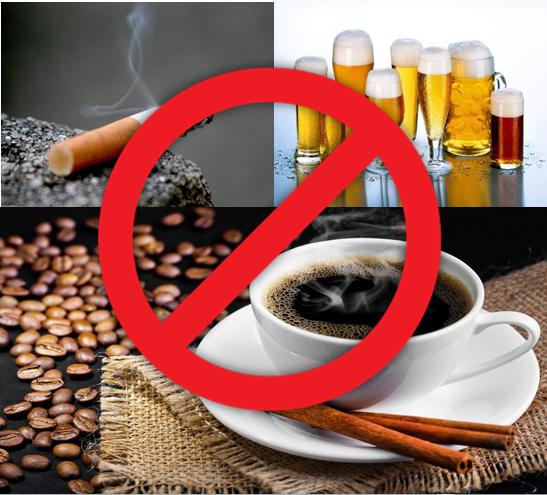 Phun xăm kiêng ăn gì là thắc mắc của nhiều người. Theo các chuyên gia, các chị em sau phun xăm lông mày trước hết nên tránh xa cà phê, thuốc lá, rượu bia hay chất kích thích khác...