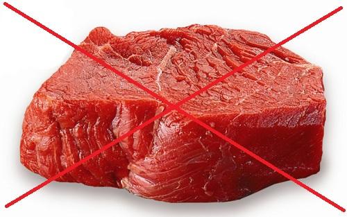 Không sử dụng thịt bò sau phun thêu lông mày đẻ tránh gây thâm da hoặc để lại sẹo