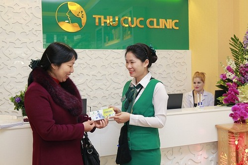 Qùa tặng voucher lên tới 5 triệu đồng như lời tri ân sâu sắc tới những khách hàng đã tin tưởng và sử dụng dịch vụ tại Thu Cúc Clinics trong thời gian qua