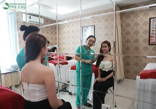 Thu Cúc Clinics - Thương hiệu phun xăm môi uy tín với đội ngũ bác sĩ giỏi, giàu kinh nghiệm
