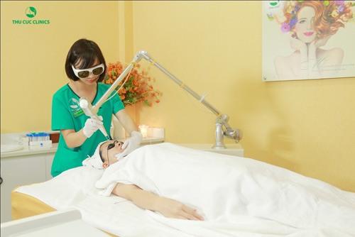 Trị nám bằng Laser Yag đem đến hiệu quả tối ưu, tiết kiệm thời gian