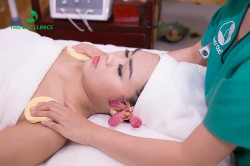 Theo đó, thực hiện chăm sóc da mặt và body chị em sẽ tiết kiệm được 40% chi phí