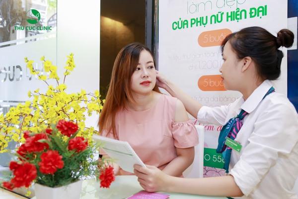 """Phái đẹp hãy nhanh chân đến cơ sở Thu Cúc Clinics để làm đẹp với giá """"cực hời"""""""