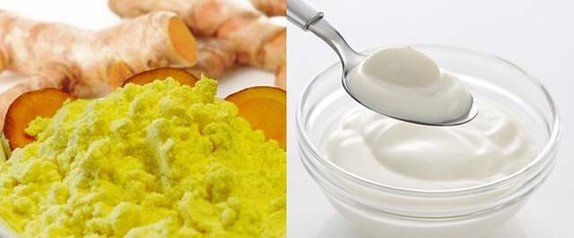 Kiên trì sử dụng cách chữa vết rạn da bằng bột nghệ và sữa chua này để đem lại hiệu quả như ý