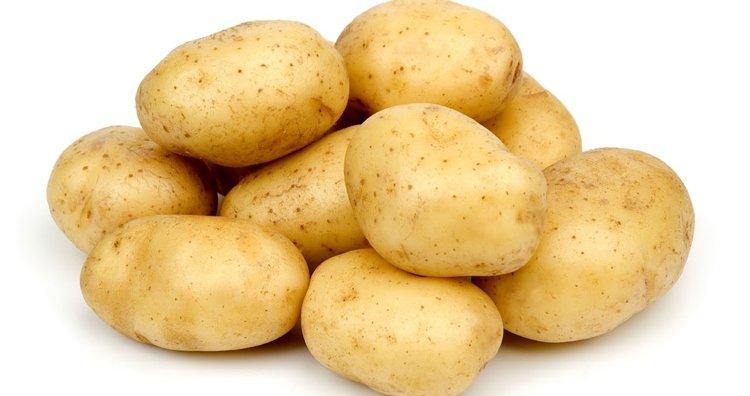 Khoai tây hỗ trợ trị rạn da sau sinh