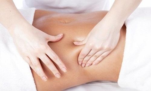 Các chị em lưu ý kết hợp với các biện pháp massage để đem lại hiệu quả cao hơn