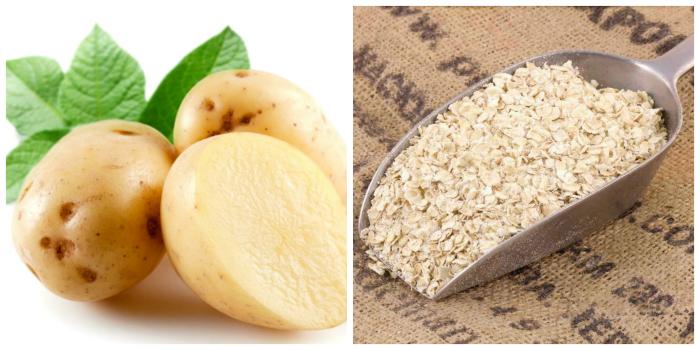 Hướng dẫn cách làm mặt nạ khoai tây trị mụn cho từng loại da