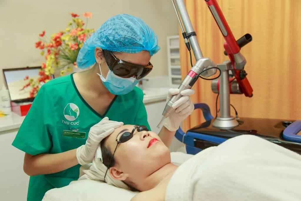 Laser Yag là công nghệ trị nám tiên tiến Hoa Kỳ giúp chị em đặc trị mọi loại nám da hiệu quả, an toàn, ngăn ngừa tái phát