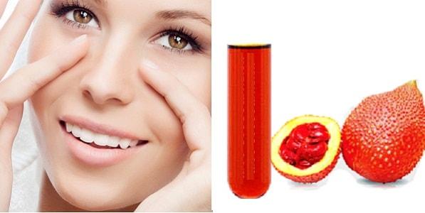 Dầu gấc dưỡng da hiệu quả nhưng chỉ đem lại tác dụng phần nào trong việc trị nám da