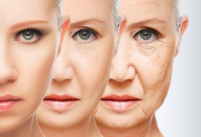 Bước sang tuổi 30, làn da bắt đầu bước vào thời kỳ bị lão hóa nghiêm trọng với các biểu hiện nhăn, chùng, chảy xệ...