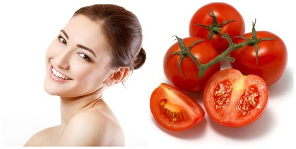 Cà chua và trứng gà được sử dụng để làm đẹp da rất hiệu quả, đặc biệt là trong việc triệt lông.
