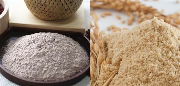 Phương pháp trị tàn nhang bằng hành tím kết hợp với cám gạo được đông đảo chị em áp dụng.