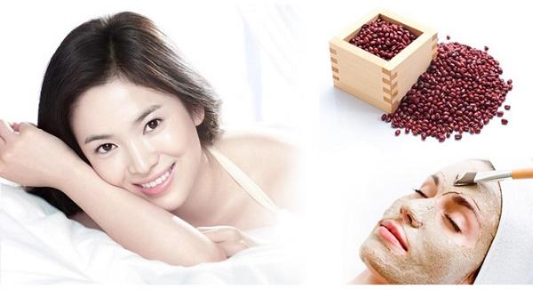 Cách trị nám từ đậu đỏ nguyên chất được các chị em áp dụng rất phổ biến ngay tại nhà.