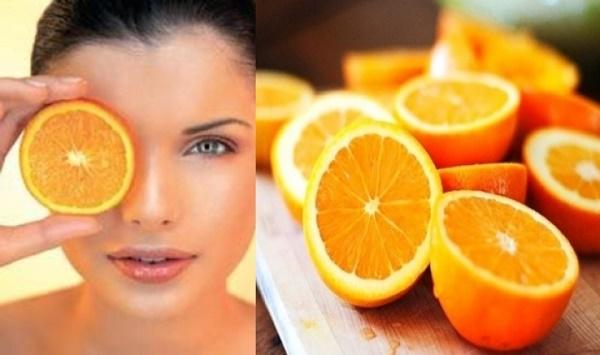 Vỏ cam tươi cũng rất an toàn nên có thể sử dụng cho mọi loại da mà không gây kích ứng làn da nhạy cảm.
