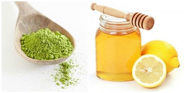 Cách trị nám với trà xanh và mật ongđược các chị em áp dụng rất phổ biến ngay tại nhà.