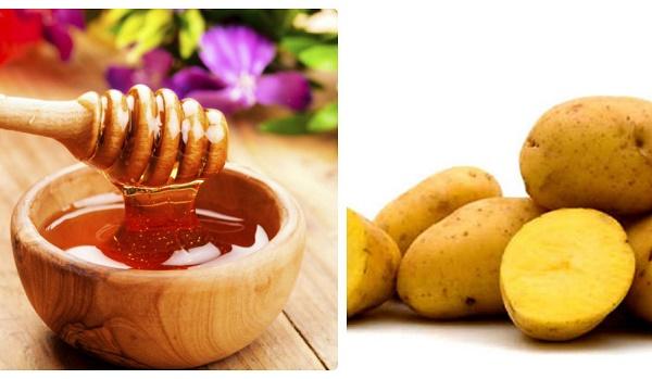 Sử dụng khoai tây và mật ong trị nám tàn nhang rất an toàn nên có thể áp dụng trên mọi loại da mà không gây kích ứng.