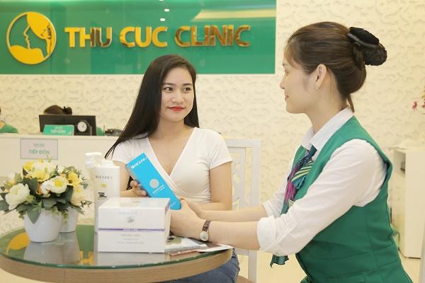 Thu Cúc Clinics trở thành địa chỉ trị tàn nhang được đông đảo chị em tin chọn.