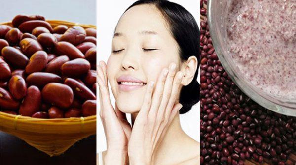 Bột đậu đỏ và cam giúp dưỡng trắng da an toàn, nhanh chóng, không gây tổn thương da nhạy cảm.