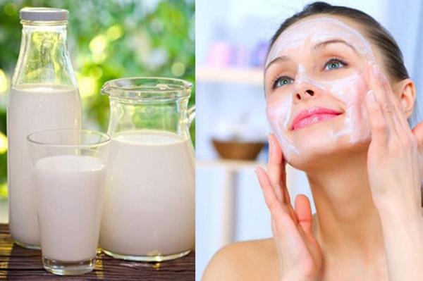 Sử dụng sữa chua không đường làm trắng da được các chị em áp dụng rất phổ biến.