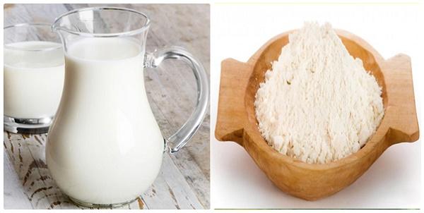 Mặt nạ cám gạo kết hợp rượu gạo giúp loại bỏ nám da hiệu quả, dễ thực hiện ngay tại nhà với chi phí rẻ.