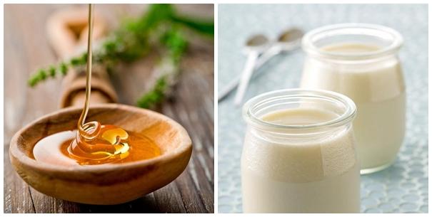 Sử dụng mặt nạ chanh và sữa chua trẻ hóa da được đông đảo chị em áp dụng và áp dụng ngay tại nhà.