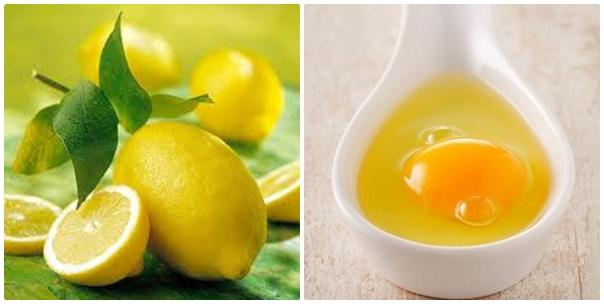 Kết hợp trứng gà với chanh sẽ tạo thành mặt nạ trị nám da hiệu quả, nhanh chóng mà không gây tổn thương da.