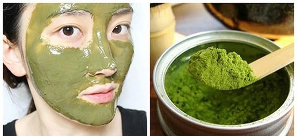 Kết hợp bột trà xanh với nước cốt chanh sẽ giúp tăng hiệu quả trị nám da nhanh chóng.