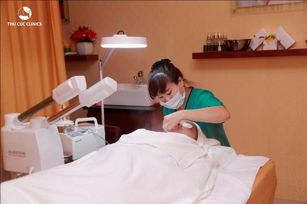 Trị tàn nhang tại Thu Cúc Clinics đem lại hiệu quả tối ưu chỉ sau một liệu trình thực hiện.